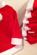 【縫製】クリスマス衣装の製作