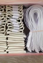 【縫製】ワイヤレスマイク用ベルト・袋の製作