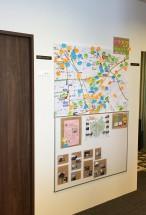 【地域情報提供】マンション販売プロモーション情報コーナー設置