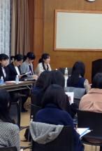 【ファシリテーター】女子学生向け就活支援セミナー